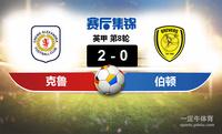 【赛事复盘】英甲克鲁VS伯顿比分结果,比赛结果2-0