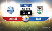 【赛事复盘】保超埃尔塔VS比林比分结果,比赛结果3-0