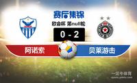 【赛事复盘】欧会杯阿诺索西斯VS贝尔格莱德游击比分结果,比赛结果0-2