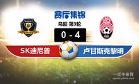 【赛事复盘】乌超SK迪尼普VS柔亚比分结果,比赛结果0-4