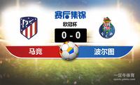 【赛事复盘】欧冠杯马德里竞技VS波尔图比分结果,比赛结果0-0